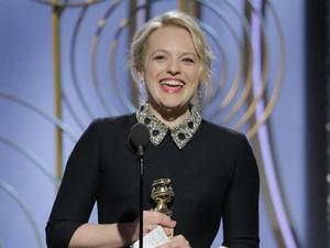 The Handmaids Tale Raih Piala Serial Drama Terbaik Golden Globe 2018