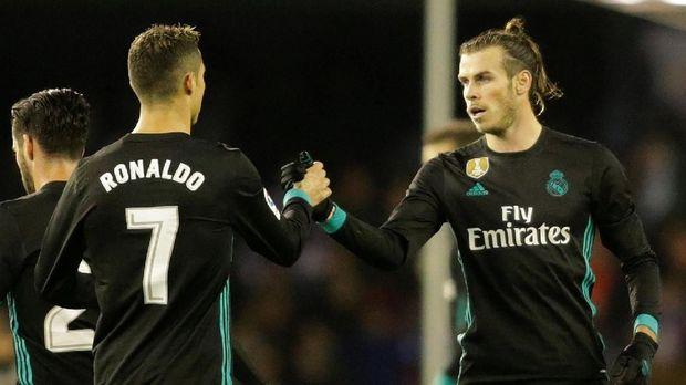 Gareth Bale diminati Manchester United dalam beberapa tahun terakhir.