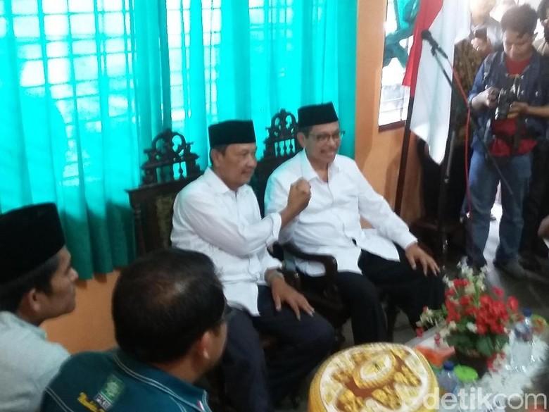 Diantar Partai Pendukung, Ketua DPRD Bondowoso Daftar Cabup 2018
