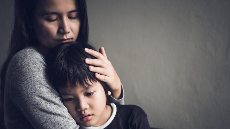 Saat Anak Dibombardir Pertanyaan tentang Perceraian Orang Tuanya. Foto: Thinkstock