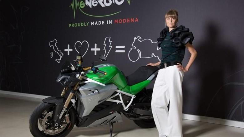 Foto: Energica Motor Company & Massimo Sestin (via Forbes)