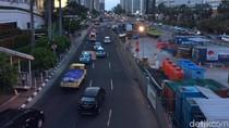 Rambu Larangan Motor di Jalan Thamrin Dicabut, Ini Respons Warga