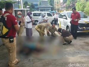 Polisi Dalami Motif Wanita dan Bayi Terjun dari Lantai 11 di Pati