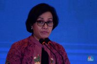Selamat! Sri Mulyani Jadi Ketua Ikatan Ahli Ekonomi Islam RI