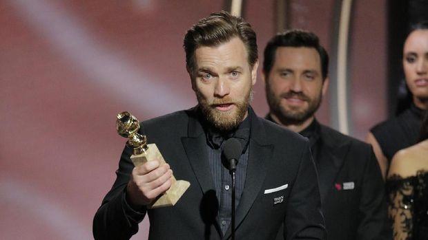 Yang Asing yang Memenangkan Piala Golden Globe untuk Pertama Kali