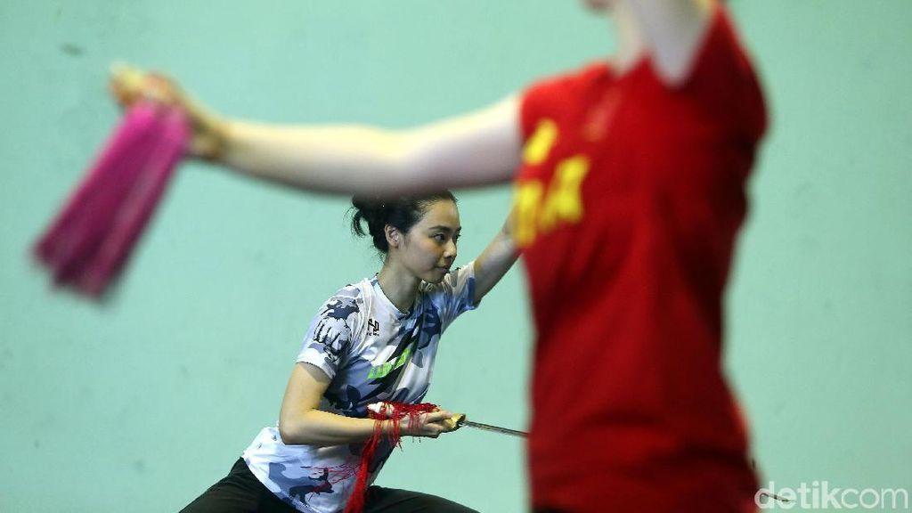 Lebaran Dekat Asian Games, Timnas Wushu Libur Sepekan