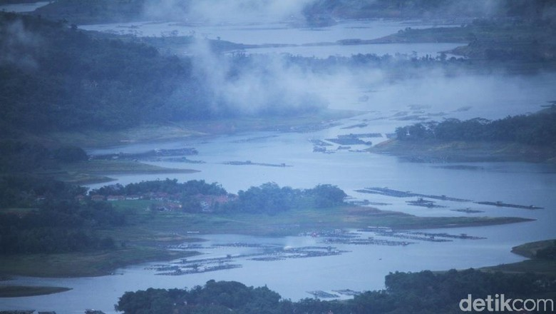 Pemerintah Gelontorkan Rp 640 Miliar untuk Sungai Citarum