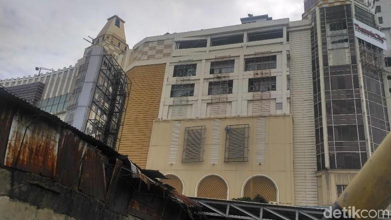 Ini Lokasi Jatuhnya Karyawati Bank yang Loncat dari Apartemen