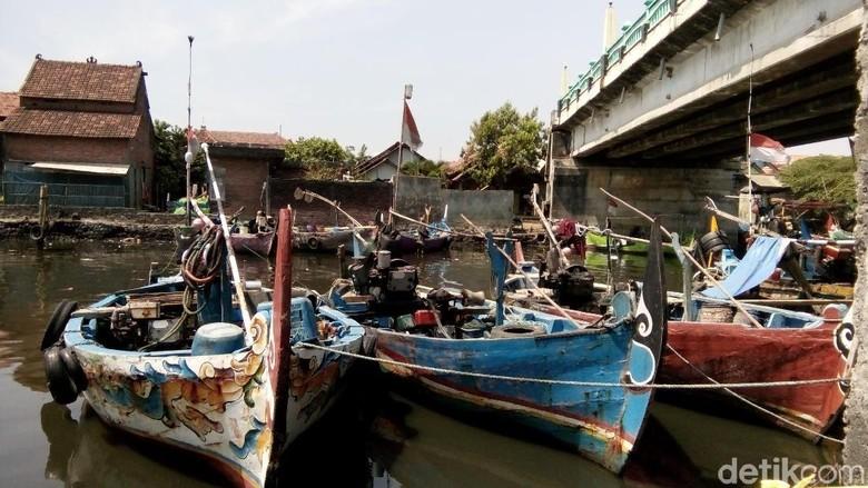 Meski Dukung Menteri Susi, Nelayan Jepara Masih Pakai Cantrang