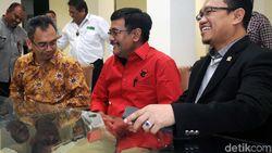 PPP Belum Labuhkan Dukungan pada Djarot di Sumut