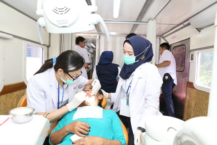 Foto: Rail Clinic PT KAI (Dok. PT KAI)