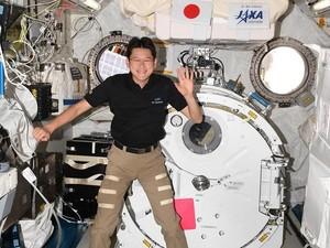 3 Minggu di Luar Angkasa, Astronot Jepang Ngaku Tambah Tinggi 9 Cm