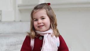 Pintarnya Putri Charlotte Saat Bicara Bahasa Spanyol