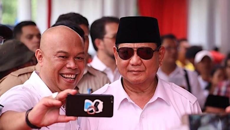 Melihat Karisma Prabowo yang Disebut Jadi Modal Nyapres