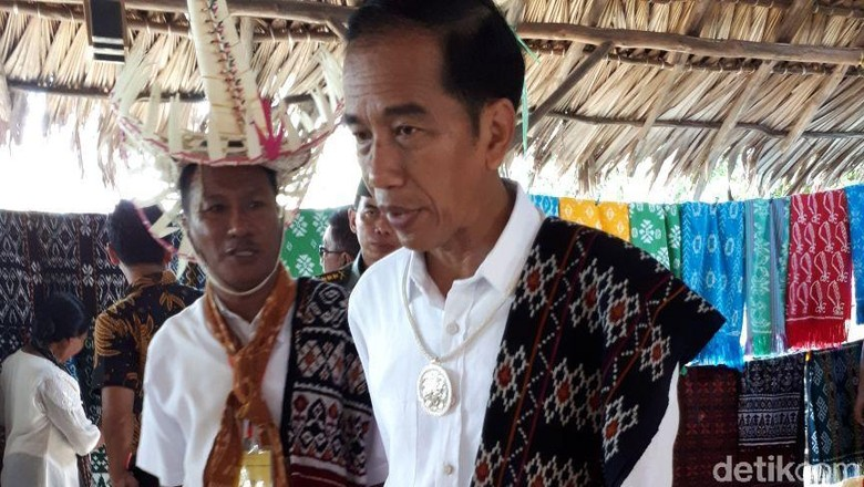Ada Reshuffle Besok? Jokowi: Nanti Dilihat
