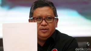 Sekjen PDIP Ungkap Sekilas Isi Pertemuan Jokowi-Mega di Batu Tulis