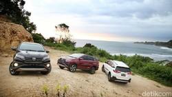 Menjajal Performa Toyota Rush
