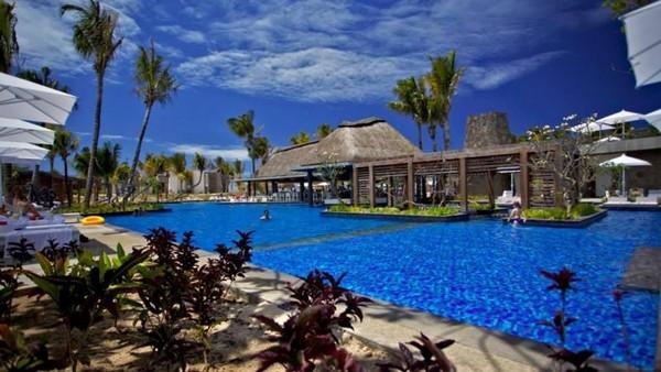 Sebut saja Four Seasons, Hilton dan beberapa perusahaan resor mewah lainnya. Tetapi, traveler juga bisa menemukan penginapan bujet di sini (Facebook/Mauritius Tourism)