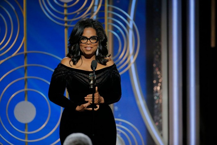 Oprah Winfrey. Foto: Paul Drinkwater/NBCUniversal via Getty Images