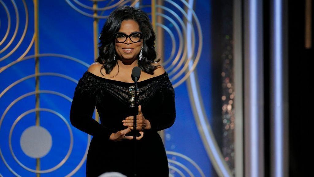 Sempat Kena Prediabetes, Oprah Winfrey Turunkan Berat Badan hingga 19 Kg