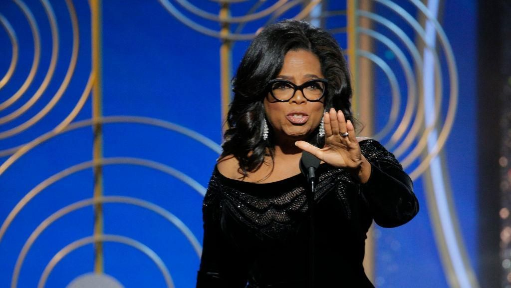 Oprah dan Pidato Besarnya