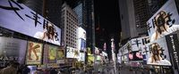 'Writing in the Rain' FX Harsono Hadir di Times Square New York
