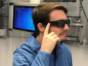 Kacamata Pintar Berbekal Asisten Virtual Siap Diumbar