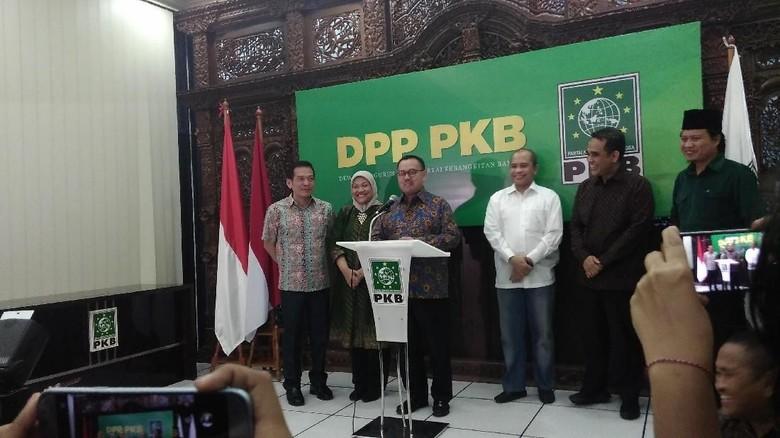 Ini Dia Alasan PKB Pilih Ida Fauziyah untuk Dampingi Sudirman Said