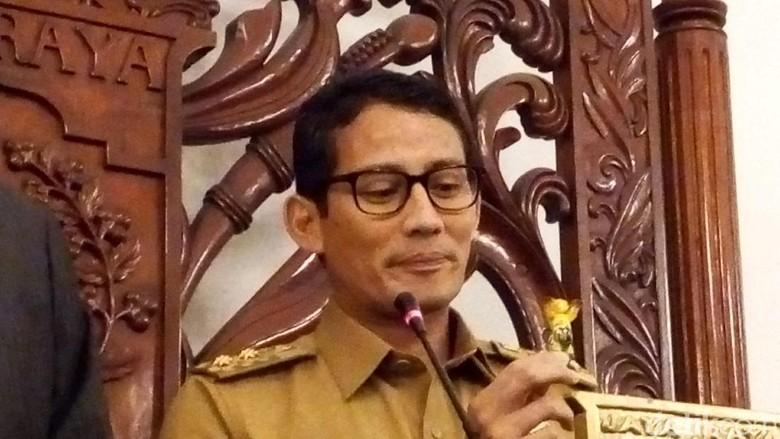 Kasus Tanah PT Japirex, Polisi Panggil Sandiaga Kamis