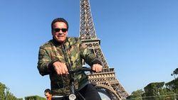 Geregetan, Arnold Schwarzenegger Sebut Trump Mi Basah