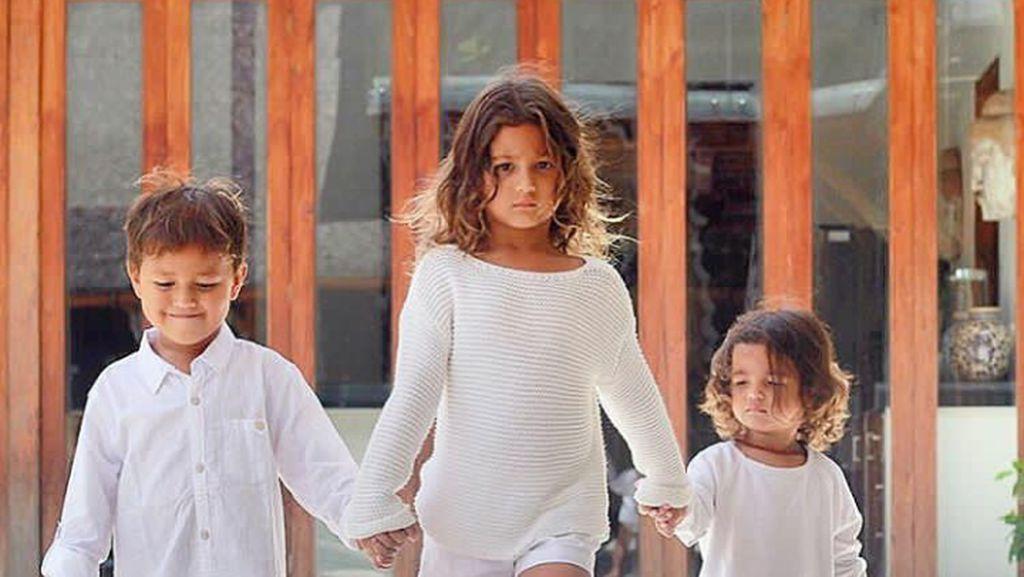 So Cute! Potret Anak-anak Indah Kalalo yang Menggemaskan
