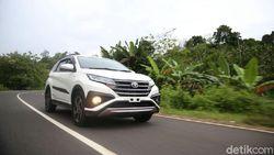 Meski Kembar, Toyota Rush dan Terios Tetap Berbeda