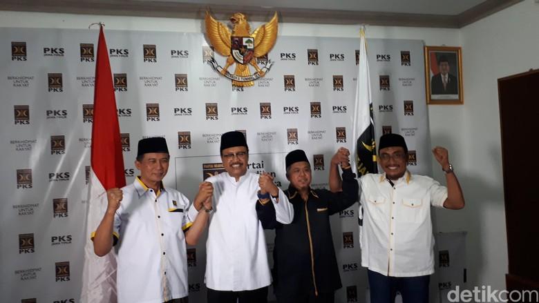 Sah Usung Gus Ipul, PKS Tak Sodorkan Nama Cawagub