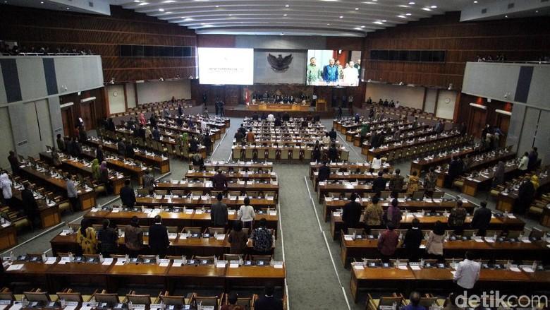 Beda Kata Bamsoet dan Fadli soal Pelantikan Pimpinan DPR Tambahan