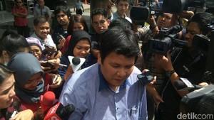 Diperiksa KPK, Hilman Ditanya soal Kecelakaan Setya Novanto
