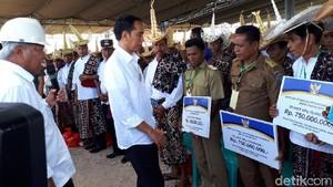 Pulau Rote Kekurangan Air Bersih, Jokowi: Saya Sampai Nggak Mandi