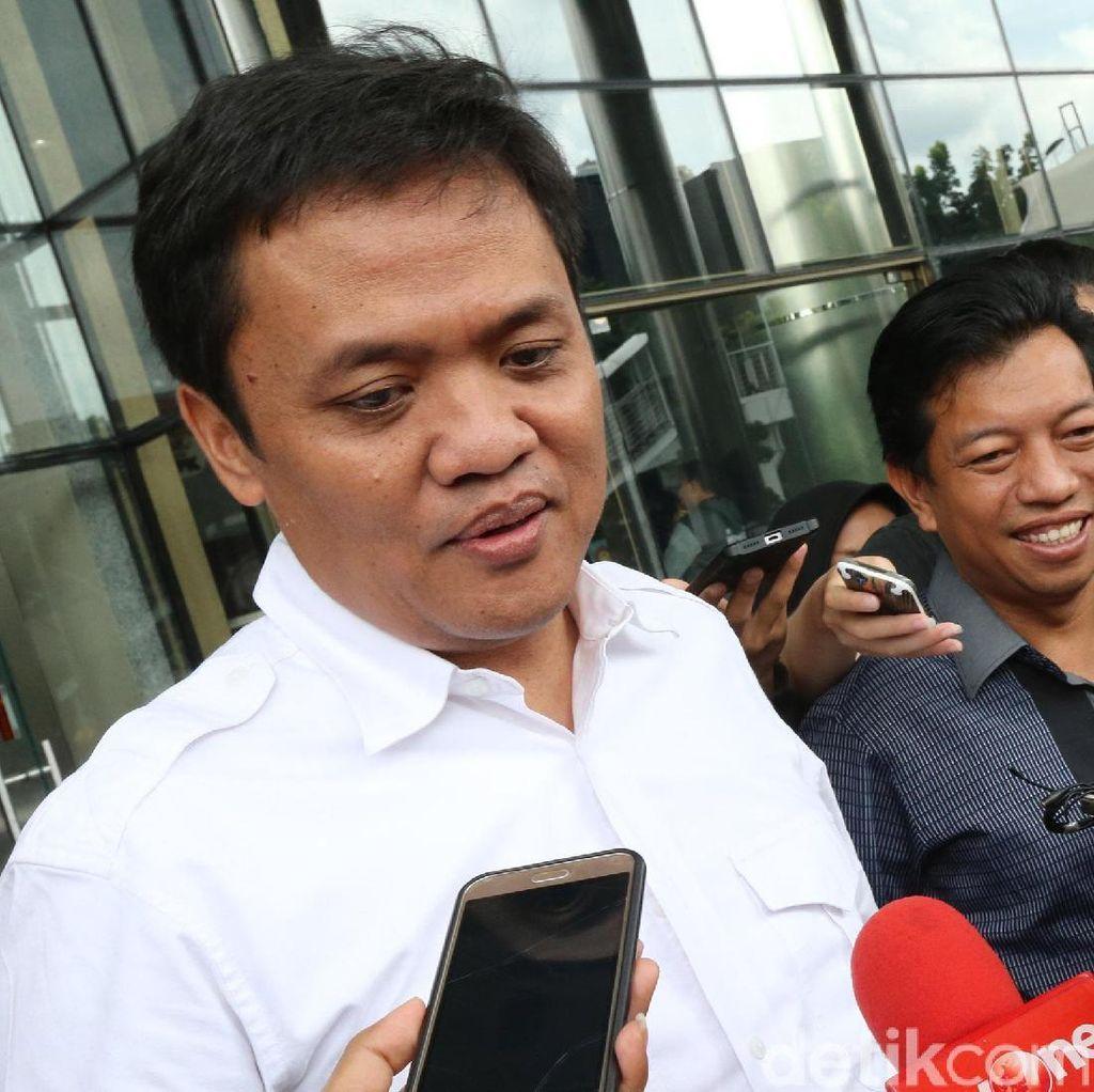 Habiburokhman: Dulu Taufik Korupsi di Bawah Rp 100 Juta, Sekarang Sudah Baik