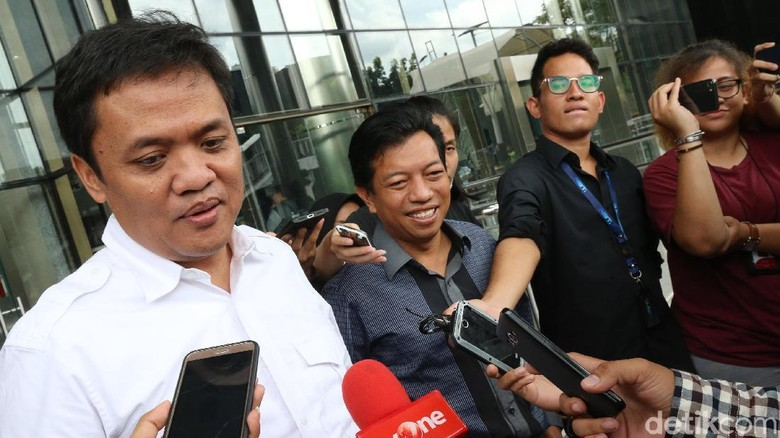 PSI-Jokowi Ketemu di Istana, Habiburokhman Akan Lapor ke Ombudsman