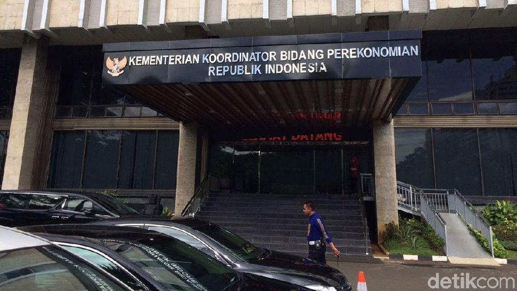 Menteri ATR dan Bos Sinarmas ke Kantor Darmin Bahas Biodiesel 20%