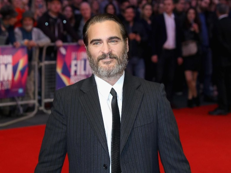 Foto: Joaquin Phoenix (Tim P. Whitby/Getty Images for BFI)
