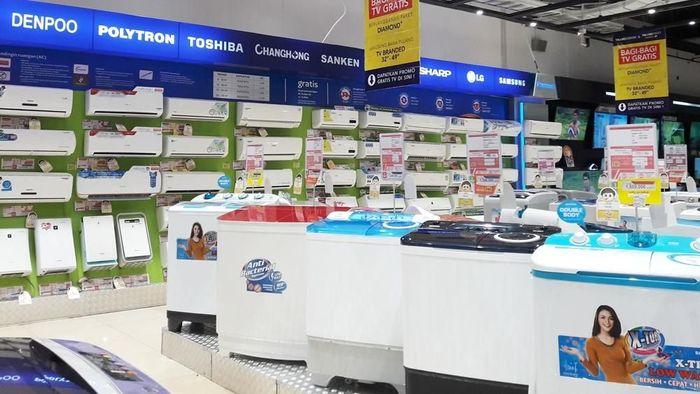 Promo Mesin Cuci Di Transmart Carrefour Mulai Dari Rp 1 2 Jutaan
