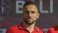 Penjelasan Spaso Tak Gabung Timnas tapi Latihan sama Bali United