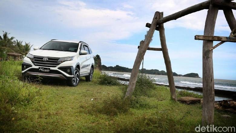 Toyota Rush di Jawa Timur (Foto: Toyota)