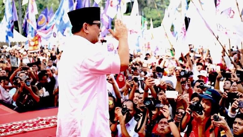 Gerindra Tepis Isu Prabowo Kena Stroke 3 Kali: Itu Hoax!