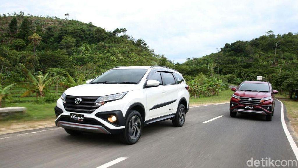 Toyota Rush Buatan Indonesia Laris di 50 Negara