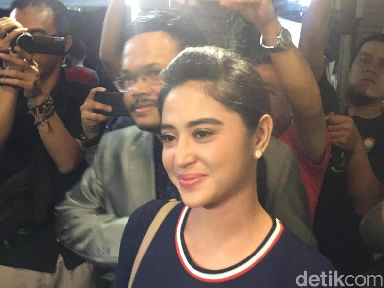 Foto: Dewi Persik (Mei Amelia/detikHOT)