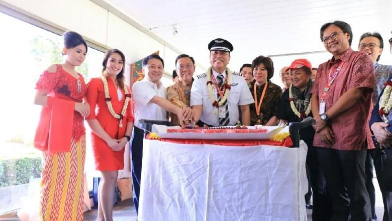 AirAsia Philippines Beroperasi di Bandara Soekarno-Hatta (Foto: Dok. AP II)