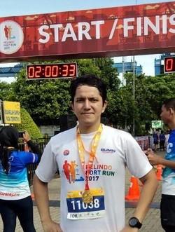 Menghindari Perubahan Drastis, Kunci Hasan Jaga Diet Tetap Konsisten