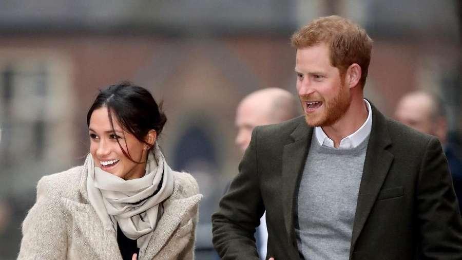 Kemesraan Pangeran Harry, William dan Kate Middleton