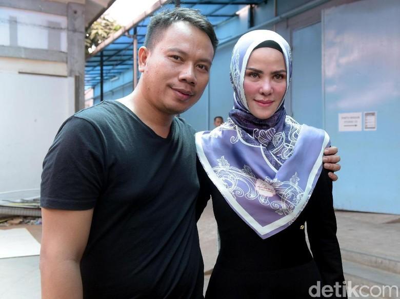 Vicky Prasetyo-Angel Lelga Habiskan Rp 1 Miliar untuk Katering Nikah